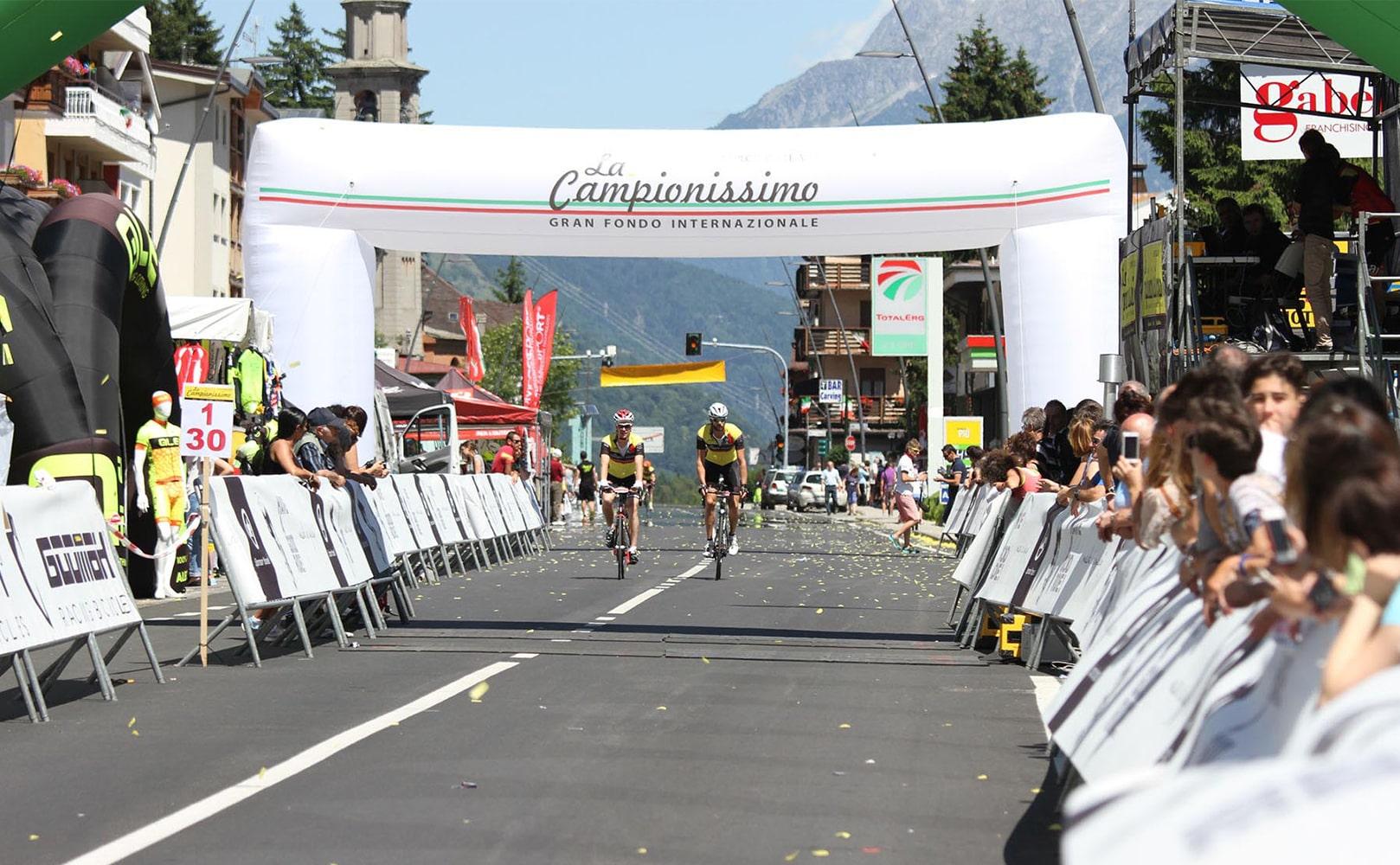 グランフォンド La Campionissimo 2015 参戦記 前編